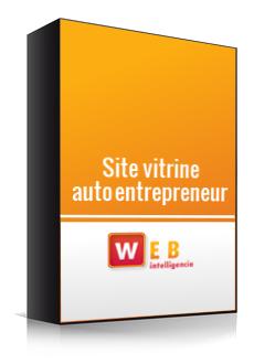 Site internet vitrine autoentrepreneur
