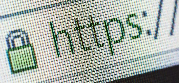 2017 l'année du HTTPS
